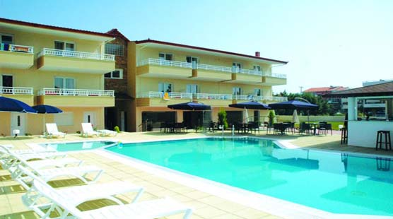 Sarti Plaza Hotel - Double Rooms