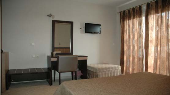 Sarti Plaza Hotel - Double Deluxe Rooms